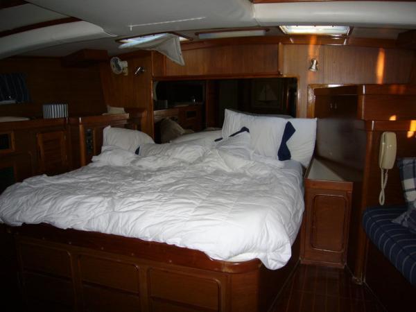 owner's aft cabin