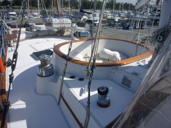 aft deck painted