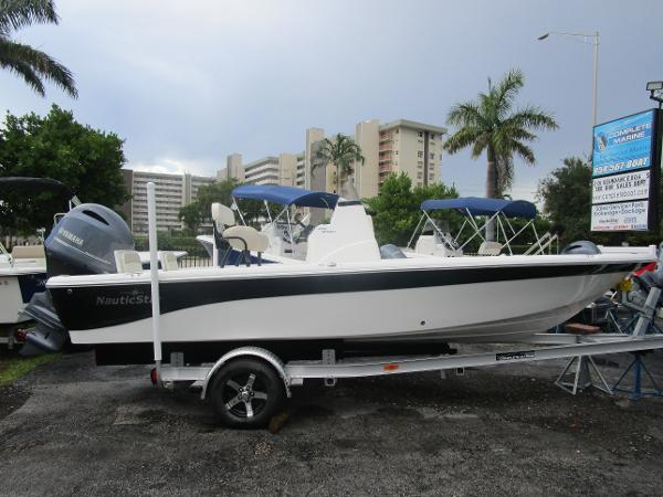 Nautic Star 2110 SPORT
