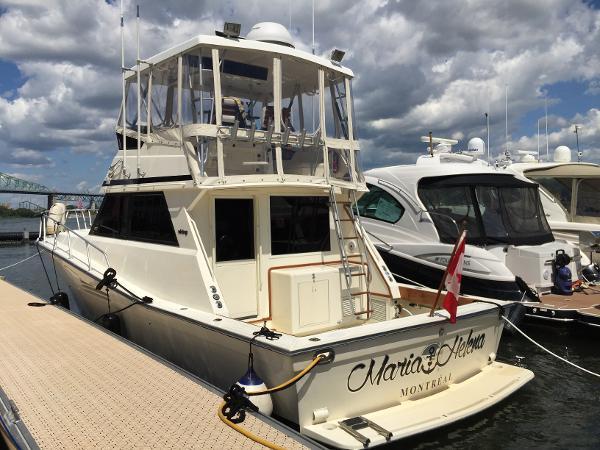 Viking 41 Convertible (Fresh water)