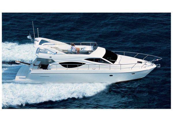 Ferretti Yachts 500 Elite Photo 1