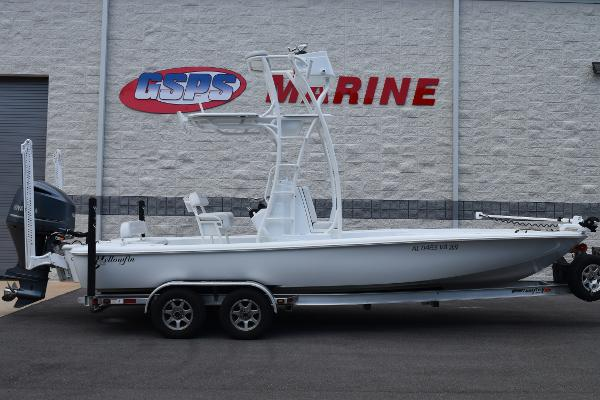 Yellowfin 24CE 2018 Yellowfin 24CE with Tower