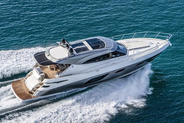 Riviera 6000 Sport Yacht Manufacturer Provided Image