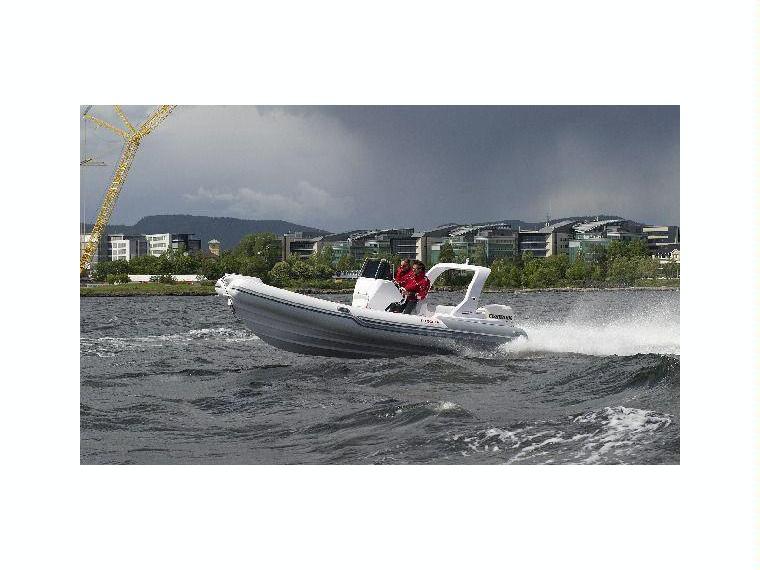 Italboats Stingher 22' Diablo