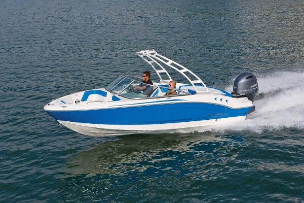 Chaparral H2O 21 Sport Outboard