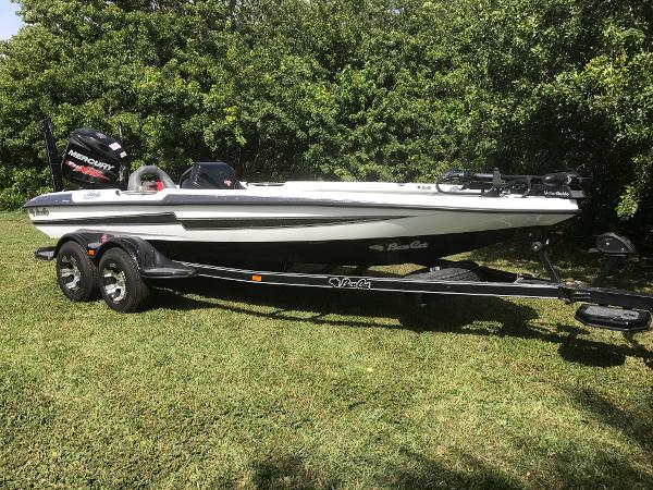 Bass Cat Boats Cougar Advantage