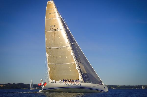 Custom Whitbread Maxi Racer - One Off Whitbread Maxi Racer - One Off