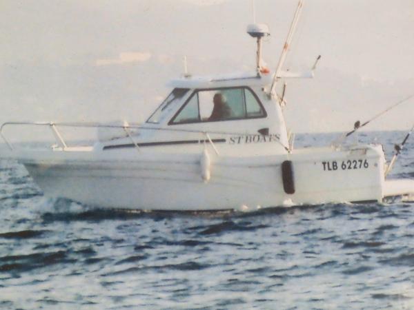 Custom St Boat 670 IMG_1330