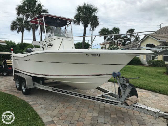 SportCraft 220 Center Console 2001 Sportcraft 220 Center Console for sale in Melbourne Beach, FL