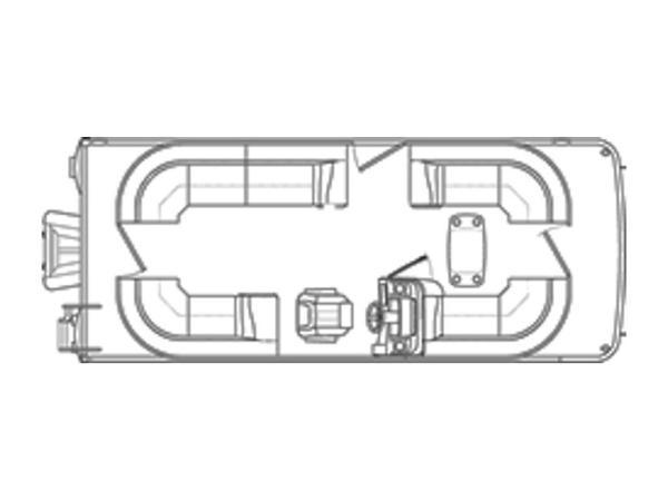 Bennington 22 SSRCX