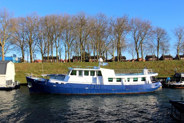Custom Dutch Built Trawler 24.50 Dutch Custom Built Trawler 24.50