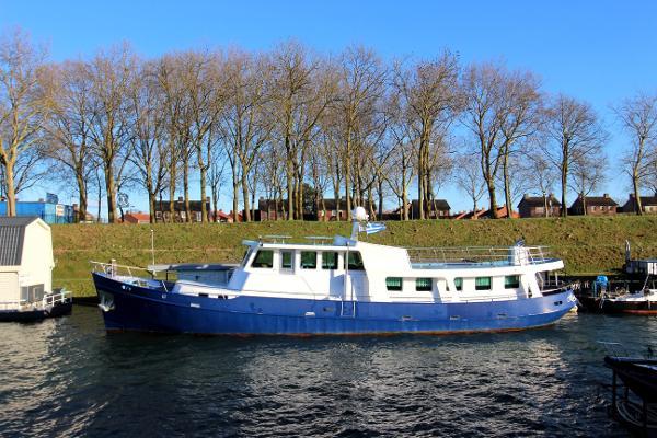 Custom Dutch Built Trawler 24.50 Dutch Custom Built Trawler 24.50