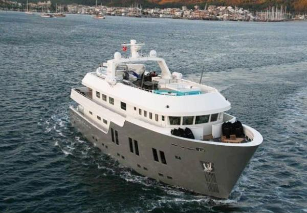 Saba Yachts Expedition Yacht