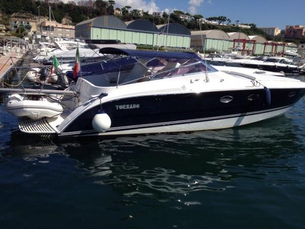 Used tornado boats for sale in italy for Barca tornado 50