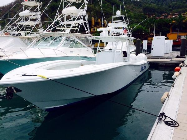 Yellowfin 36 Offshore