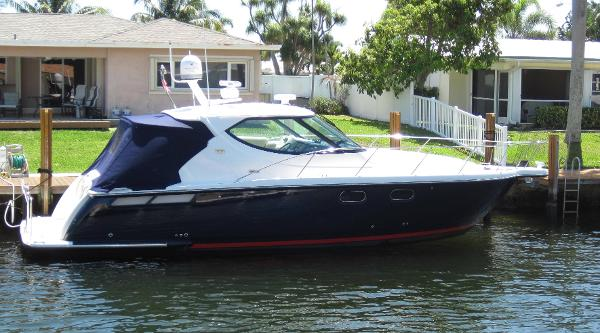 Tiara 3900 Sovran loaded with options and upgrades Traipsin