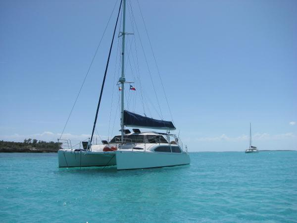 Seawind 1000 #379 Cruising- Anchored