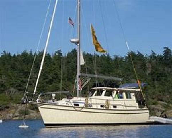 Island Packet 41' SP Cruiser