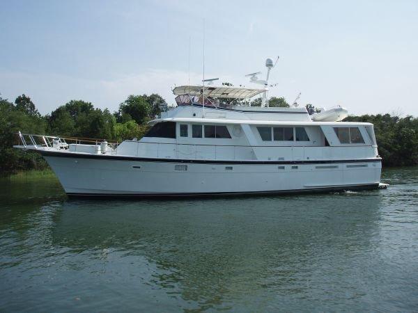 Hatteras Motoryacht 64' Hatteras