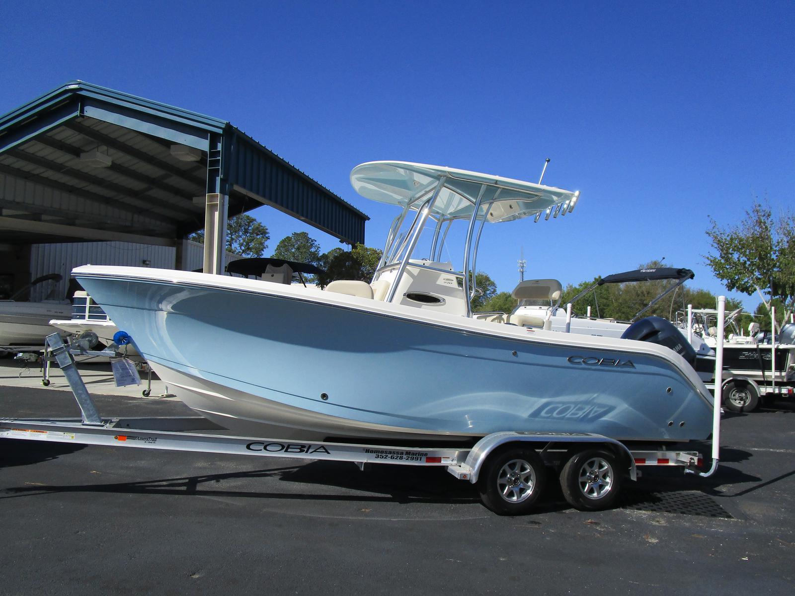 Cobia Boats 220CC