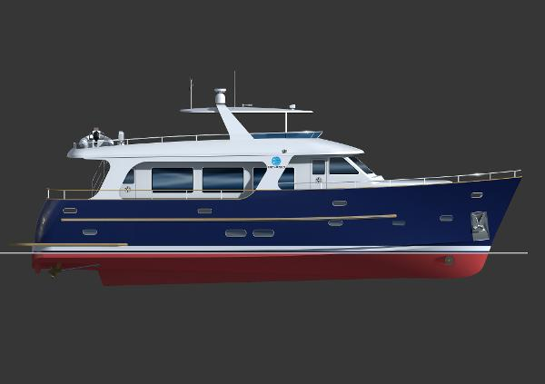 Explorer Motor Yachts 75