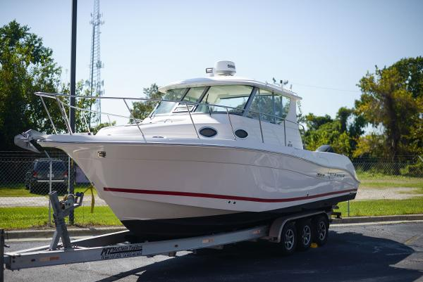 Striper 2901 Walkaround OB