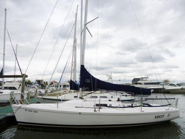 "J Boats J/92S ""1607"""