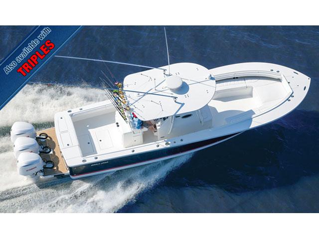 Regulator Sportfishing Boat 34'