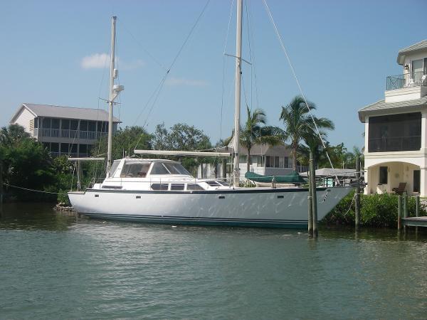 Gulfstar 54 Motorsailer