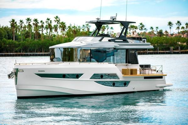 Okean FB Motor Yacht