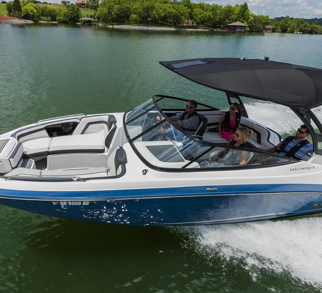 Yamaha Boat 242 LIMITED S E-SERIES