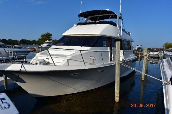 Viking 50 Motor Yacht