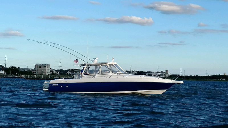Intrepid 377 Sportfish profile