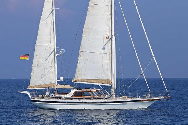 Jongert 22d Ketch Jongert 22d MAGNA MAGIC