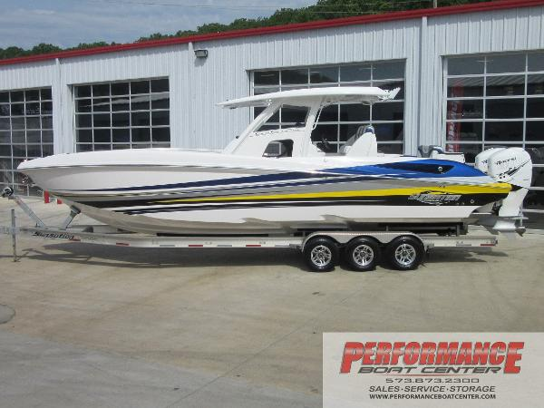 Sunsation Powerboats 34 CCX