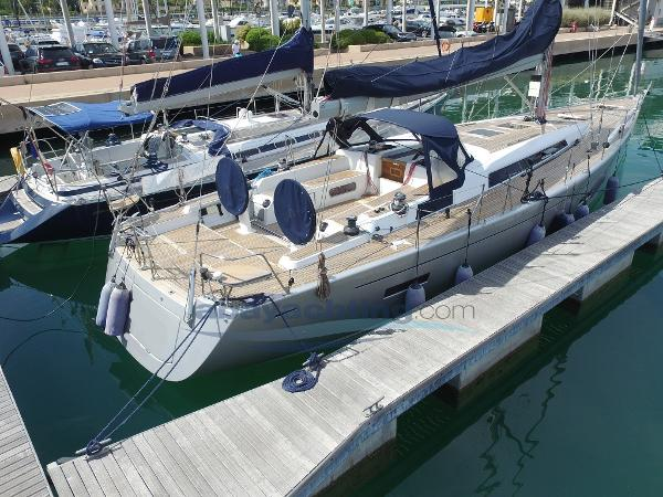 Grand Soleil Grand Soleil 54 Abayachting Cantiere del Pardo Grand Soleil 54 1