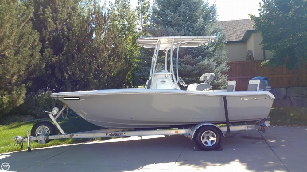 Tidewater 198 CC 2017 Tidewater 198 CC for sale in Syracuse, UT
