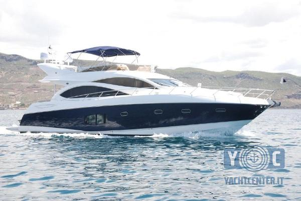 Sunseeker Manhattan 70 Sunseeker Manhattan 70 2010 BC Marine 2