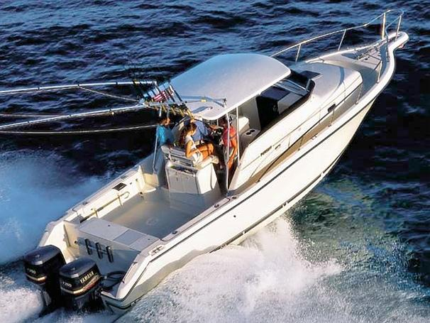 Pursuit 3070 Offshore Center Console Manufacturer Provided Image: 3070 Offshore Center Con