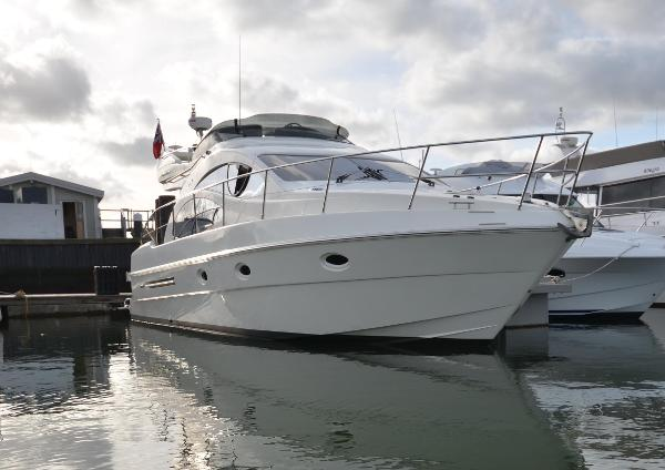 Azimut 42E Azimut 42 Evolution