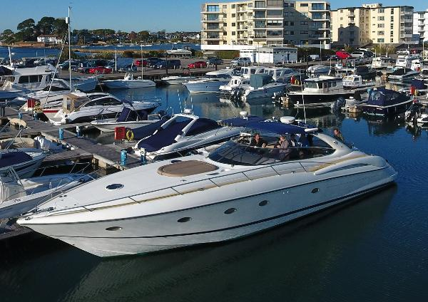 Sunseeker Predator 58 Sunseeker Predator 58 - FINAL DESTINY