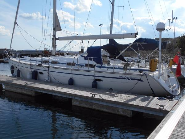 Bavaria Cruiser 46 On Her Berth