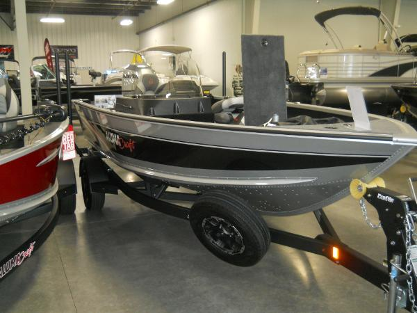 Alumacraft Competitor 175 CS
