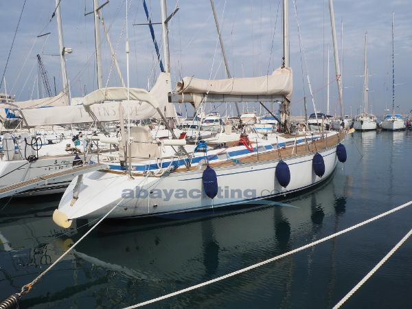 Cantiere del Pardo Grand Soleil 52 Abayachting Cantiere del Pardo Grand Soleil 52 1