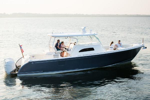 Hinckley Sport Boats 40c