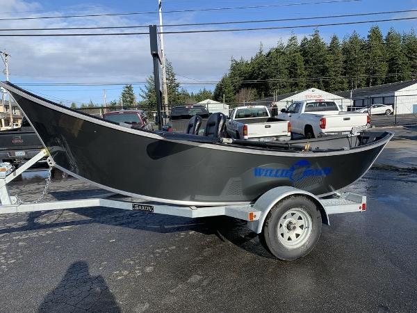 """Willie 17'x60"""" Drift Boat"""
