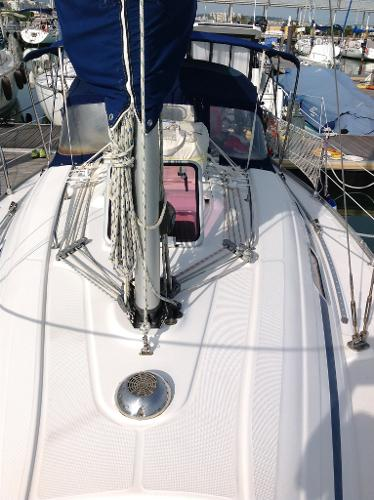Bavaria 32 Cruiser intera
