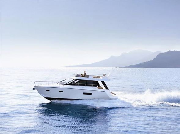 Sealine F42 Manufacturer Provided Image: Sealine F42
