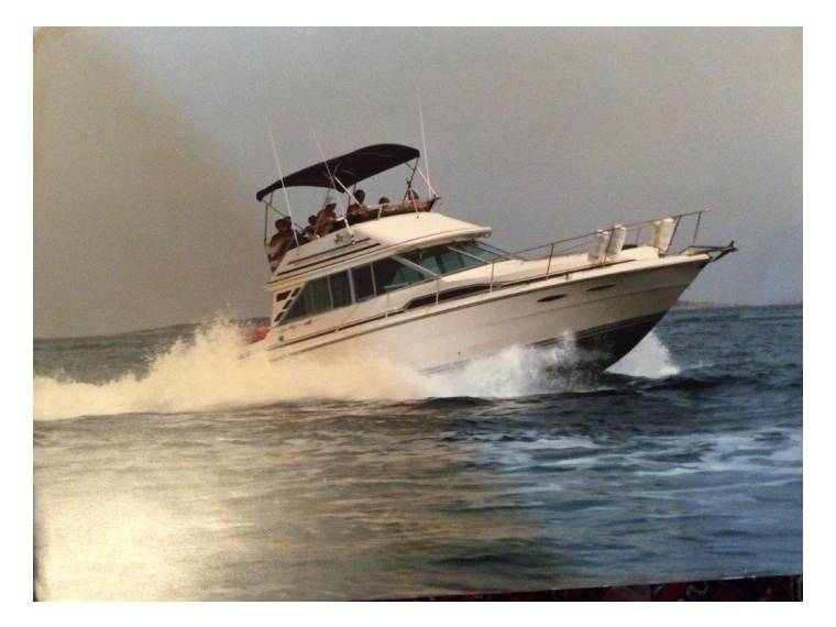 Sea Ray SEA RAY SeaRay  340 Sedan Bridge