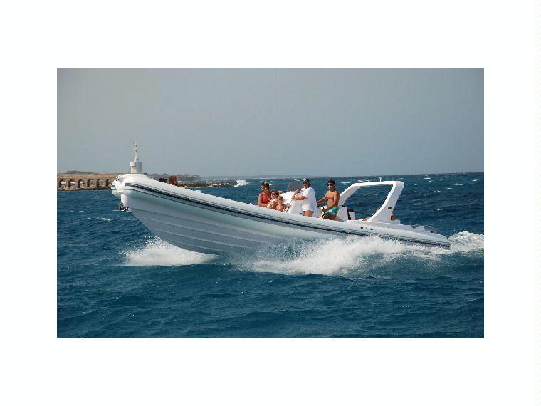 Italboats Stingher 32' Anniversary